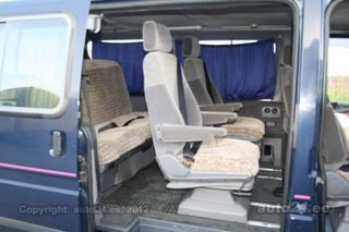 ford transit euroline 2 5 td 63kw. Black Bedroom Furniture Sets. Home Design Ideas