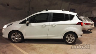 Ford B-MAX 1,6 105 PowerShift Titanium A 1.6