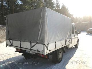 Ford Transit Pickup 2.0 TDI 74kW