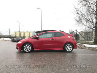 Honda Civic Type-R GP pakett 2.0 148kW