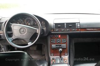 Mercedes benz s 350 w140 3 5 r6 td 110kw for Mercedes benz telephone number
