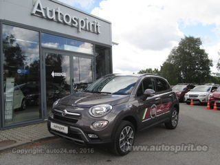 Fiat 500X 4WD Cross 9AT 1.4 125kW