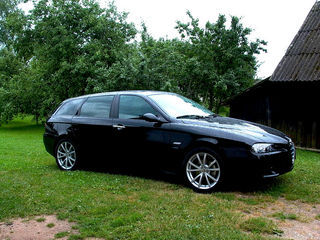 alfa romeo 156 sw ti 2 0 jts 122kw. Black Bedroom Furniture Sets. Home Design Ideas
