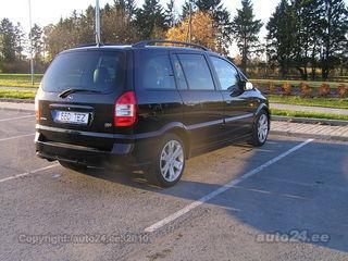 Opel Zafira OPC 2.0 Turbo 16V 147kW