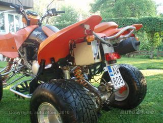 Comanche cross 300cc