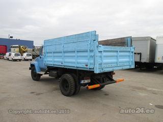 GAZ 3307 4.2 V8 85kW