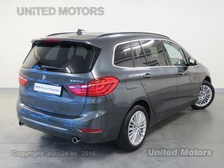 BMW 220 d xDrive Gran Tourer Luxury Line 2.0 140kW