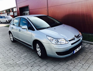 Citroen C4 EXCLUSIVE 1.6 80kW