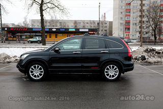 Honda CR-V Executive Plus Navi 2.2 103kW