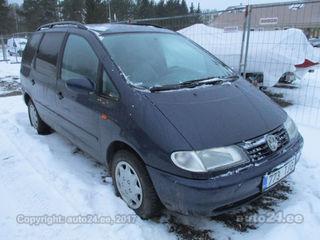 Volkswagen Sharan 2.8 128kW