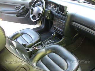 Peugeot 406 coupe pininfarina 3 0 140kw for Interior 407 coupe