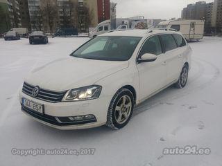 Volkswagen Passat facelift 1.4 110kW