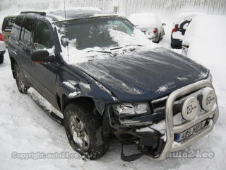 Chevrolet TrailBlazer 4.2 201kW
