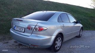 Mazda 6 1.8 16V DOCH 88kW