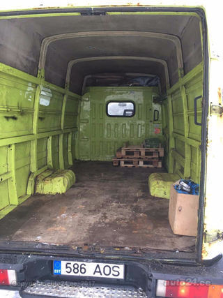 Iveco Daily 2.5 60kW