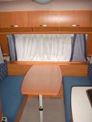 Knaus Eiffelland Holiday 395TK