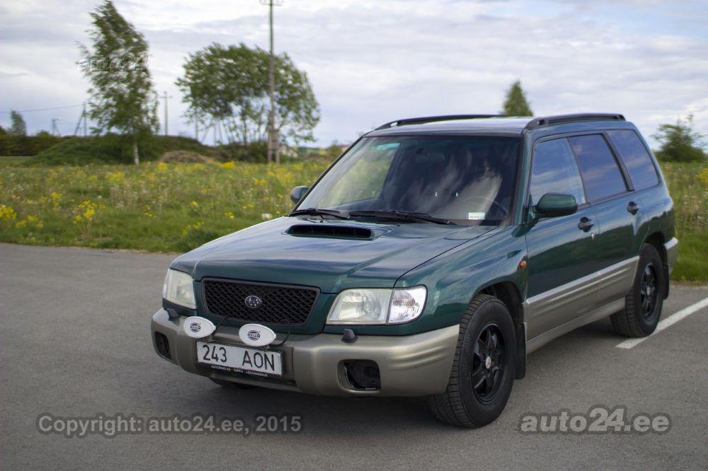 subaru forester s turbo 2 0 125kw. Black Bedroom Furniture Sets. Home Design Ideas