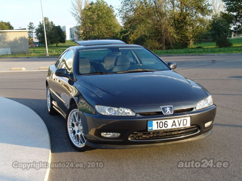 peugeot 406 coupe pininfarina 3 0 v6 152kw. Black Bedroom Furniture Sets. Home Design Ideas