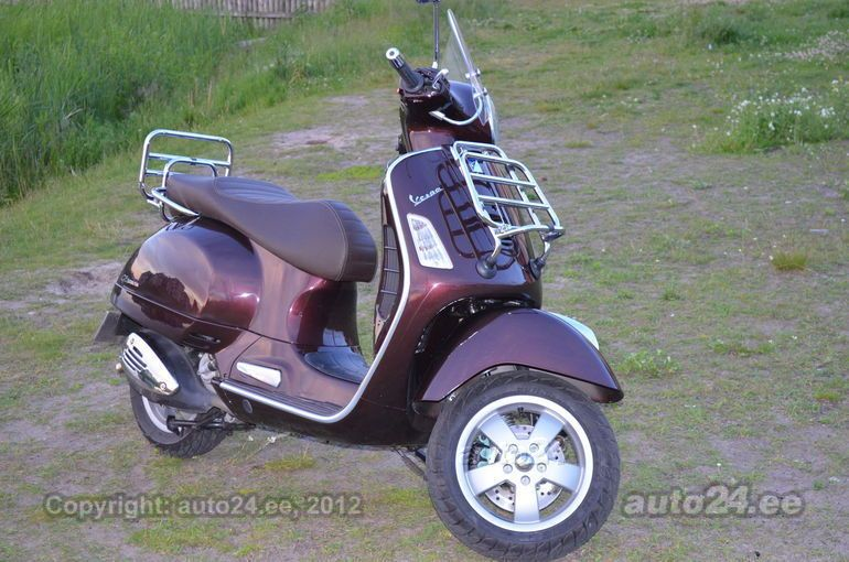 piaggio vespa gts 300 ie touring 0 3. Black Bedroom Furniture Sets. Home Design Ideas