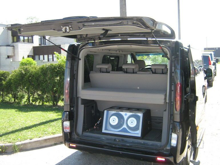 renault trafic generation 1 9 74kw. Black Bedroom Furniture Sets. Home Design Ideas