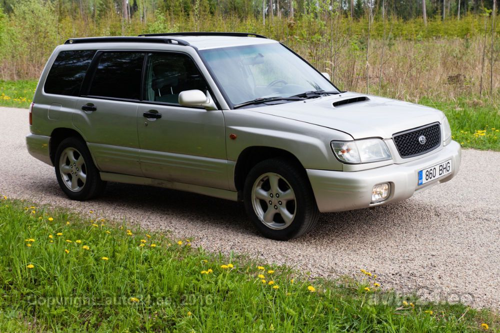 subaru forester s turbo xt awd 2 0 boxer 160kw. Black Bedroom Furniture Sets. Home Design Ideas