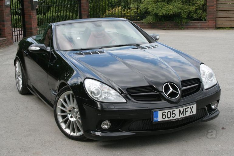 mercedes benz slk 350 amg 3 5 200kw. Black Bedroom Furniture Sets. Home Design Ideas