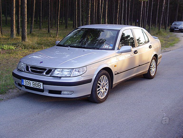 saab 9 5 griffin 3 0 v6 turbo 147kw. Black Bedroom Furniture Sets. Home Design Ideas