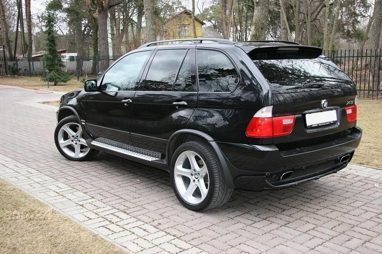 Bmw X5 4 6 Is V8 255kw Auto24 Ee