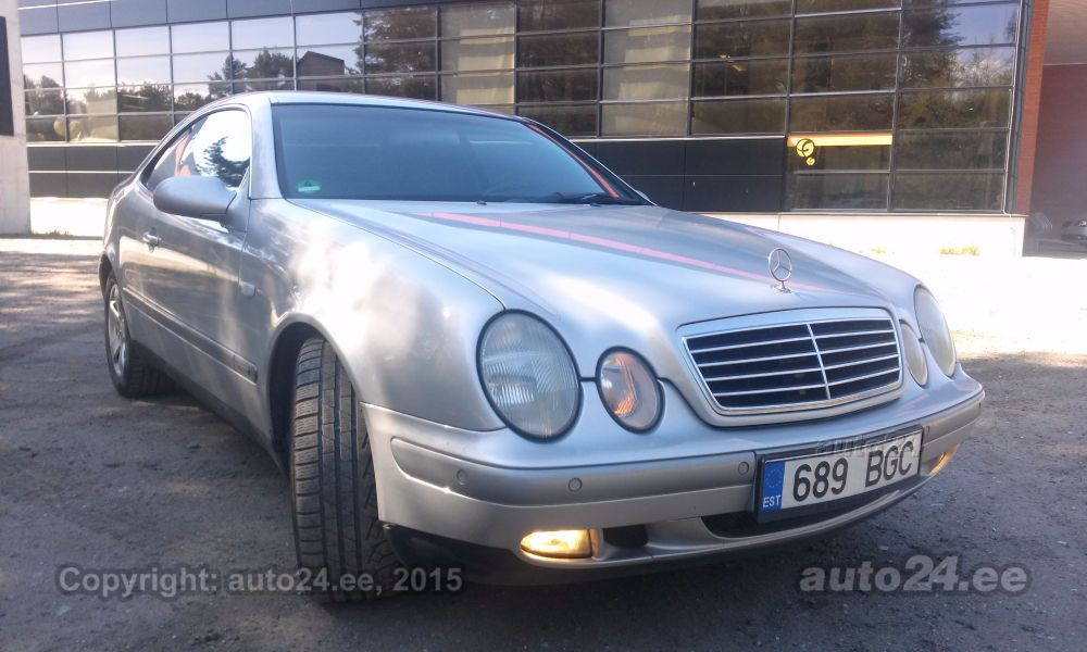 Mercedes benz clk 320 elegance 3 2 v6 160kw for Mercedes benz 3 2 v6 engine
