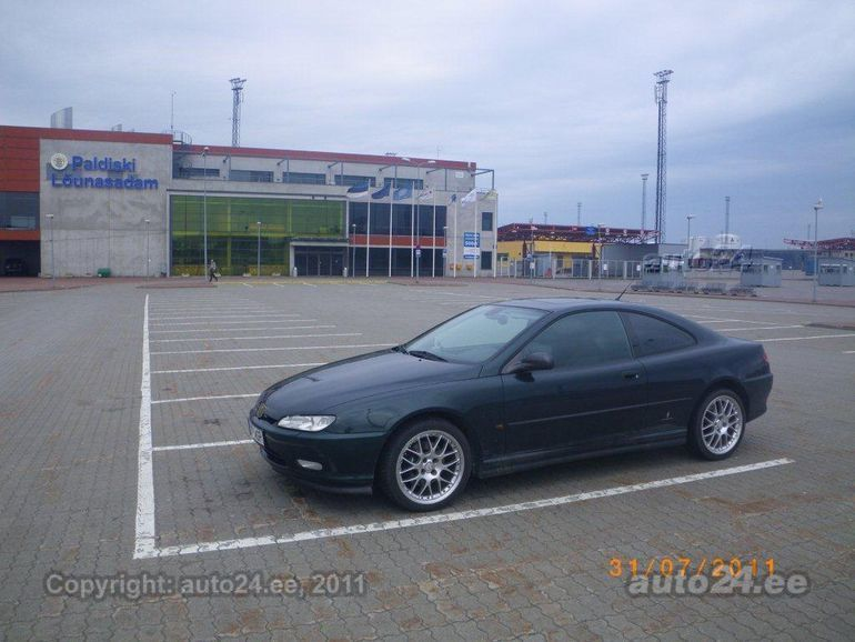 peugeot 406 coupe pininfarina 3 0 v6 140kw. Black Bedroom Furniture Sets. Home Design Ideas