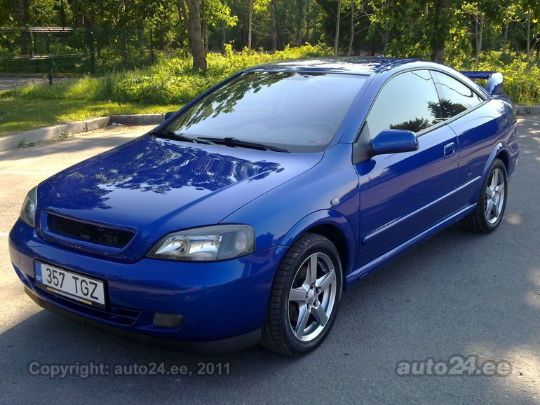 opel astra coupe bertone linea blu 2 2 tdi 92kw. Black Bedroom Furniture Sets. Home Design Ideas