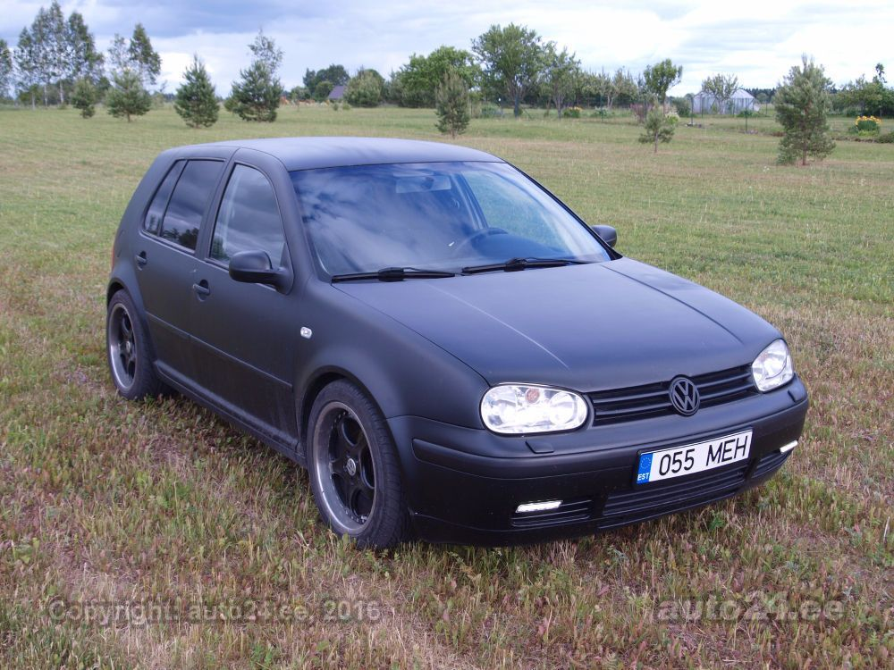 volkswagen golf 1 9 sdi 50kw. Black Bedroom Furniture Sets. Home Design Ideas