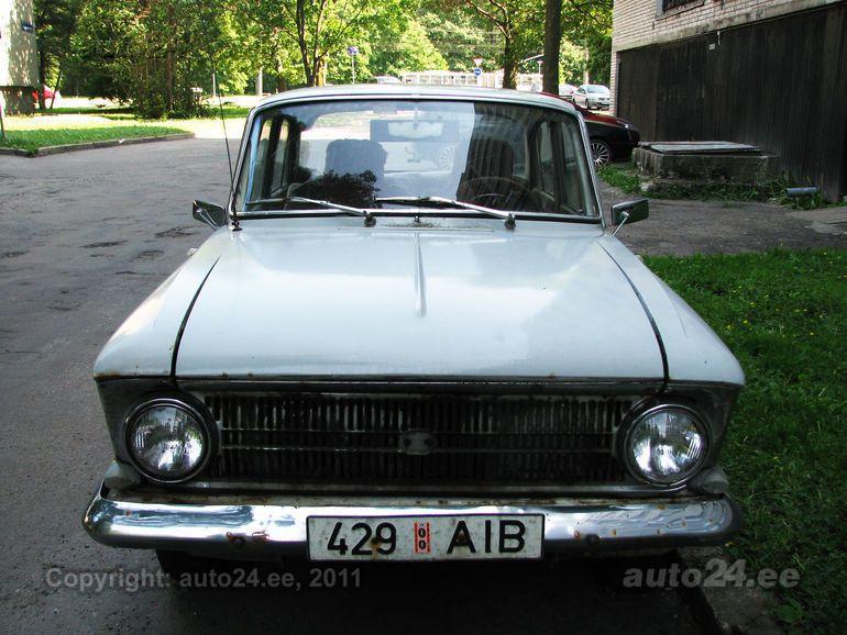 Moskvich 408 - 39