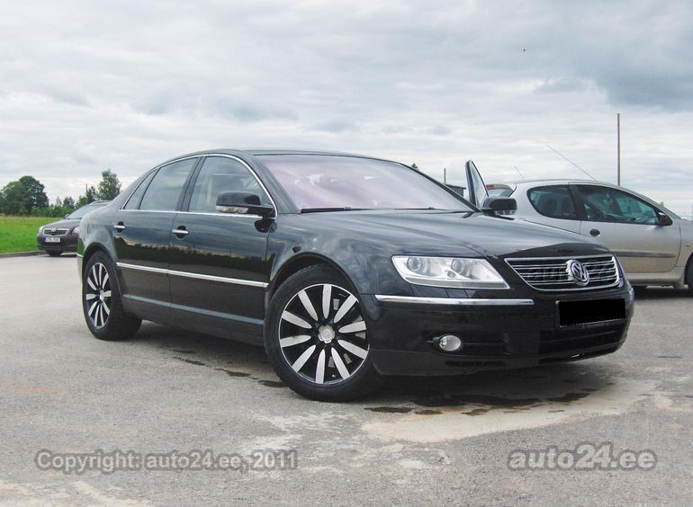 volkswagen phaeton 6 0 w12 309kw. Black Bedroom Furniture Sets. Home Design Ideas