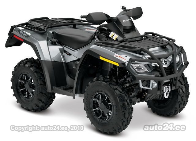 Can Am Outlander 800 Xt P 0 8 V2 53kw Auto24 Ee