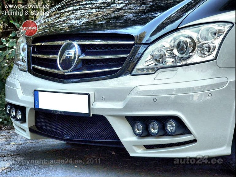 mercedes benz viano a r t tuning 3 0 cdi 194kw