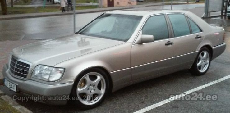 Mercedes benz s 320 3 2 v6 170kw for Mercedes benz 3 2 v6 engine