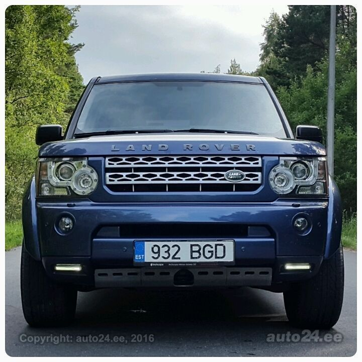 Land Rover Discovery 3 Facelift 2.7 180kW