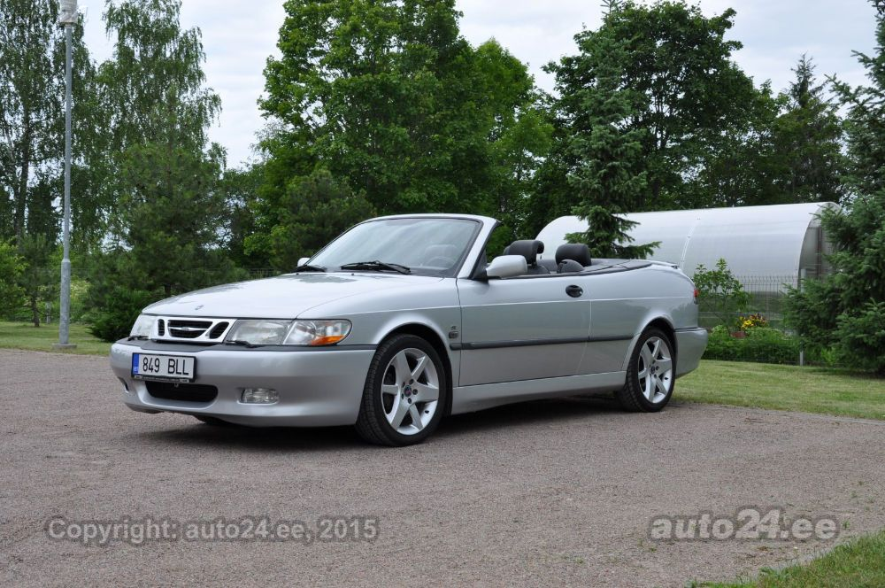 saab 9 3 aero cabrio turbo b235r 191kw. Black Bedroom Furniture Sets. Home Design Ideas