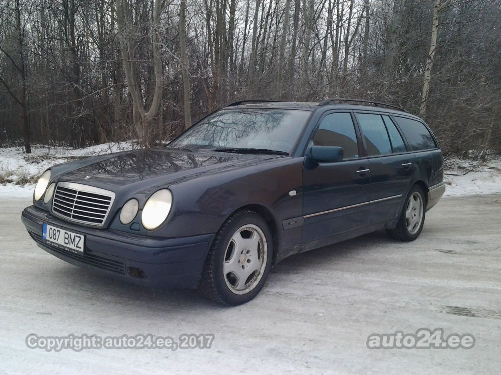 Mercedes benz e 320 4 matic 3 2 v6 165kw for Mercedes benz 3 2 v6 engine