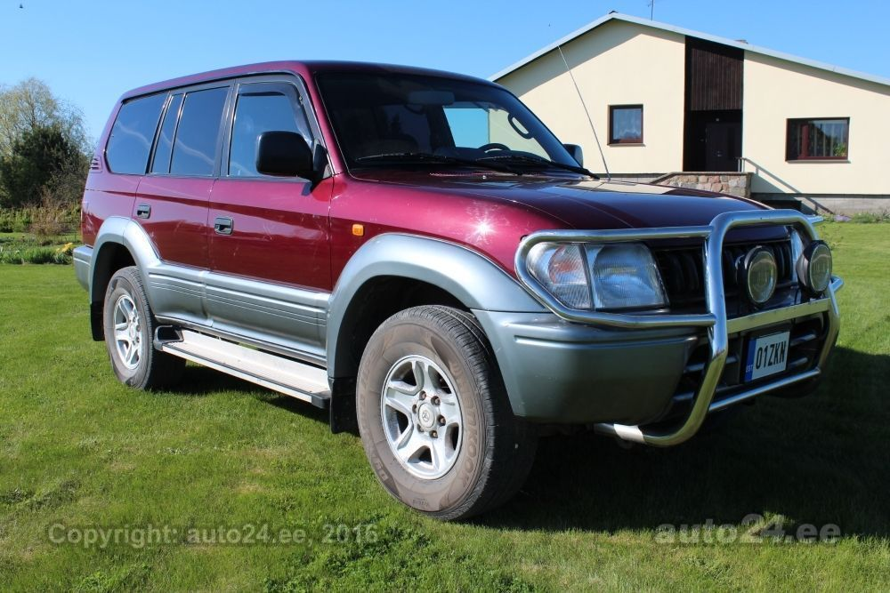 Toyota Land Cruiser Used Auto Parts Accessories Autos Post
