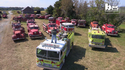 VIDEO: Mees, kellel on 450 tuletõrjeautot