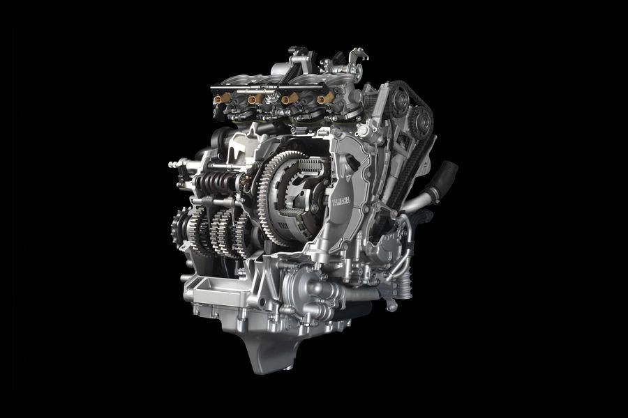 Yamaha YZF-R1 ja YZF-R1M vajavad käigukasti vahetust