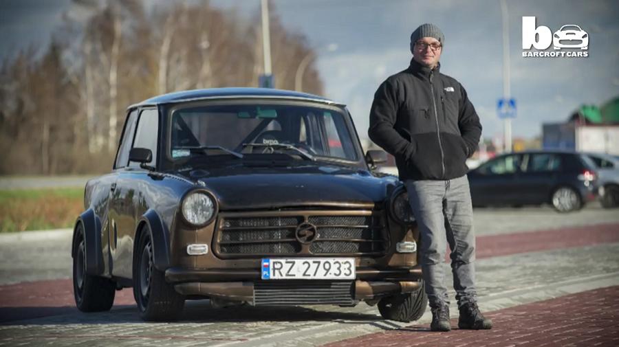 VIDEO: Trabant, mis tahab olla Audi