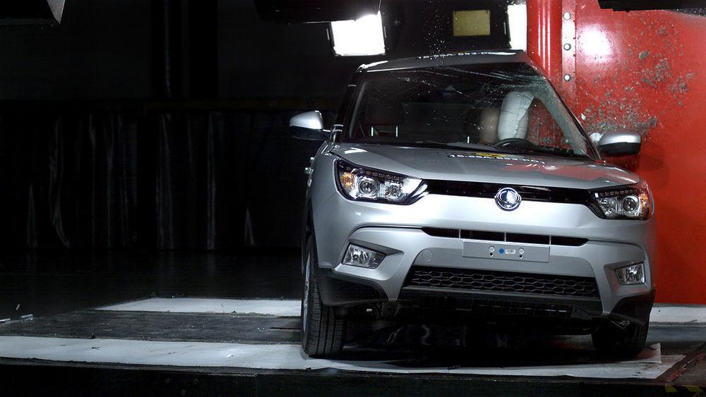 Euro NCAP testis kuue uudismudeli turvalisust
