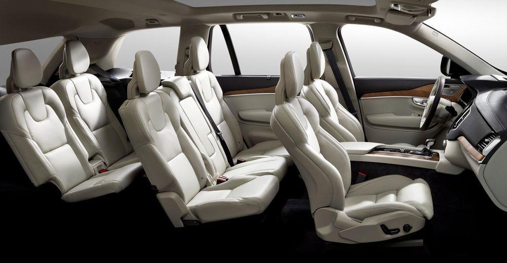 Volvo XC90 sõidukid vajavad käiku hooldusse
