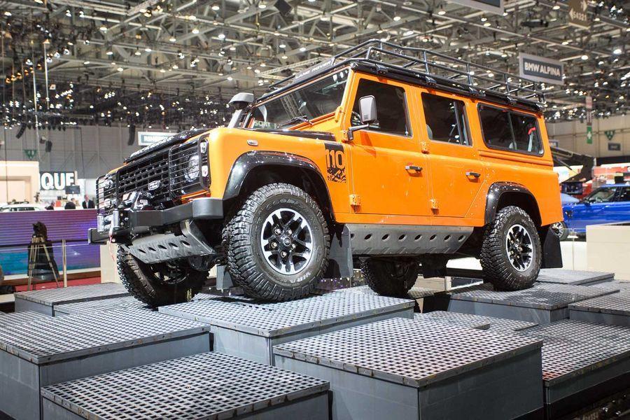 Uus Land Rover Defender Tuleb Alles 2018 Aastal