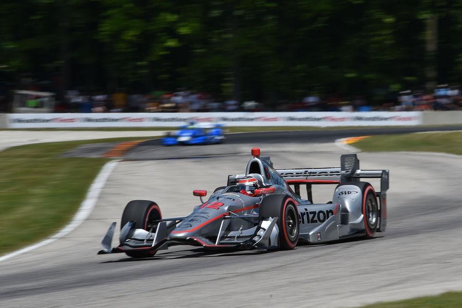 Indycar sarja etapil oli võidukas Will Power