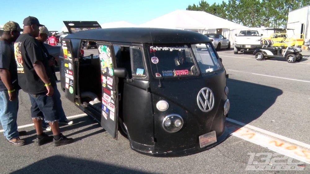 VIDEO: Kõige radikaalsem VW buss