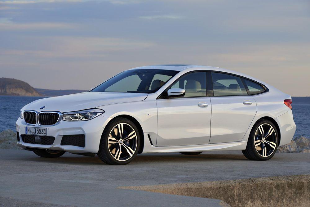 """Uus BMW """"kuuene"""" vahetab sektorit"""